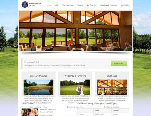 Mount Pleasant Web Site